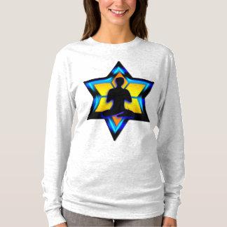 Camiseta Yoga judía