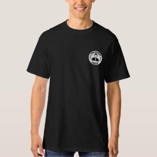 Camiseta Young Hollywood Lifestyle.Negra. Bolsillo