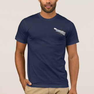 Camiseta Your Hubble Space Telescope on chest