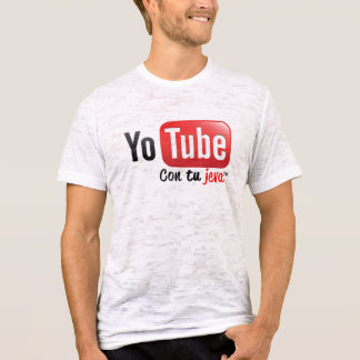 Camiseta YouTube Cubano