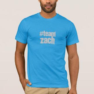 Camiseta zach del equipo
