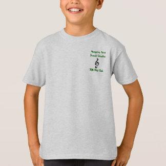 Camiseta ZazzleTrebleClef, estudios de Suzuki del área de