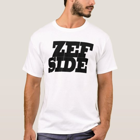 CAMISETA ZEF SIDE