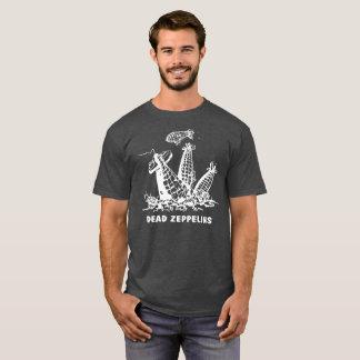 Camiseta Zepelines muertos