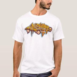 Camiseta Zest grafitera Style