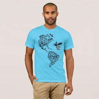 Camiseta Zika en las Américas