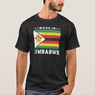 Camiseta Zimbabwe hizo