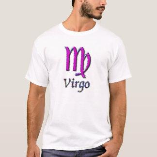 Camiseta Zodiaco del Griego del virgo