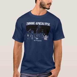 Camiseta Zombi Apocalyse