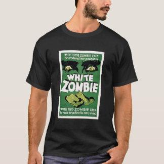 Camiseta Zombi blanco