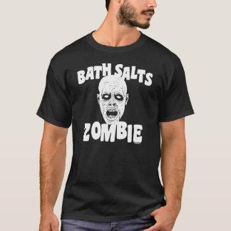 Camiseta Zombi de las sales de baño