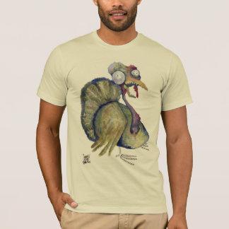 Camiseta Zombi psico Turquía por el marco de la zanja