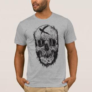 Camiseta Zombie Skull