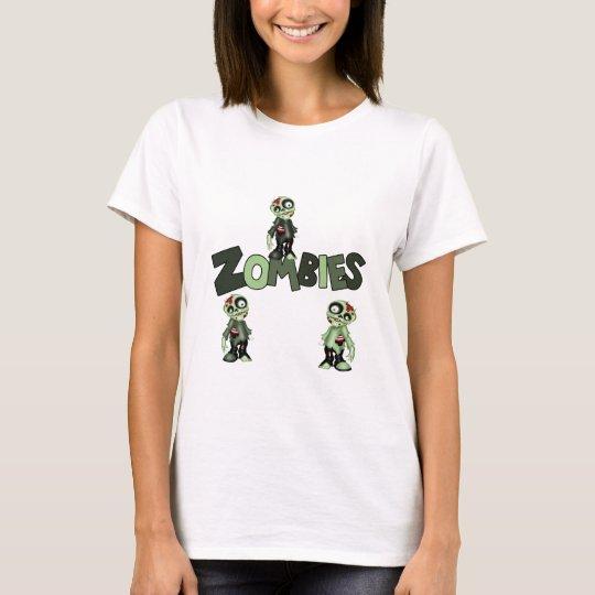 Camiseta Zombis