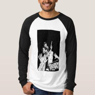 Camiseta Zombis de la cubierta de las guerras extranjeras