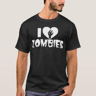 Camiseta zombis del corazón i