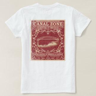 Camiseta Zona del canal