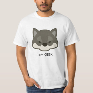 Camiseta zorro I am Geek