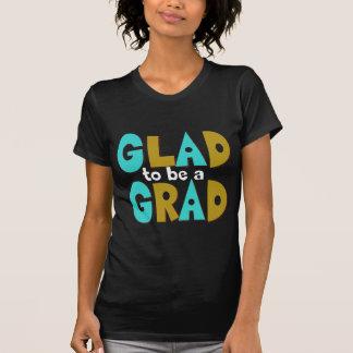 Camisetas 2012 de las señoras de la graduación