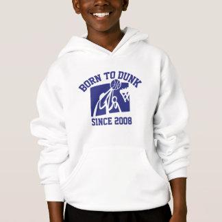 Camisetas adaptables del baloncesto del cumpleaños