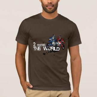 camisetas clásicas marrones 2RTW