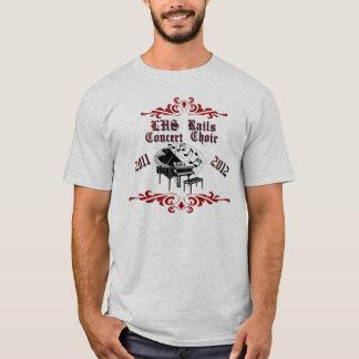 Camisetas - coro 2011-2012 del concierto del lado