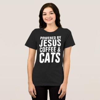 Camisetas cristianas del gato, CAFÉ de los GATOS
