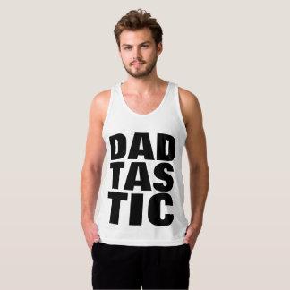 Camisetas de DADTASTIC para el papá, divertidas
