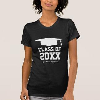 Camisetas de encargo de la fiesta de graduación