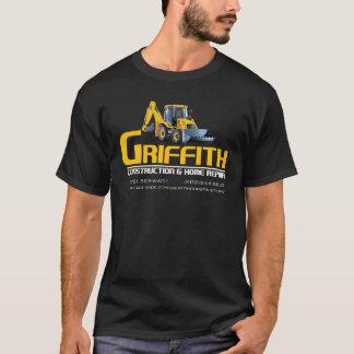 Camisetas de Griffith Constructioin (ayuda de la