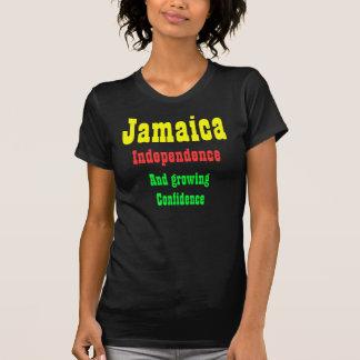 Camisetas de Jamaica de la independencia