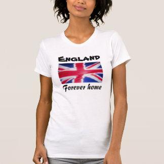 Camisetas de la bandera de Inglaterra