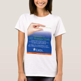 Camisetas de la conciencia 2013 de CMTA