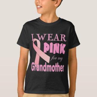 Camisetas de la conciencia del cáncer de pecho
