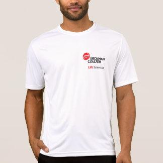 Camisetas de la cuchilla de Beckman