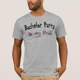 Camisetas de la despedida de soltero