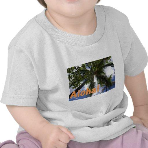 Camisetas de la hawaiana
