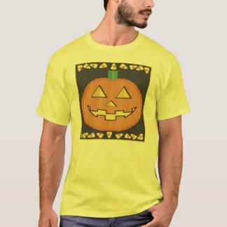 Camisetas de la Jack-o-linterna de Halloween