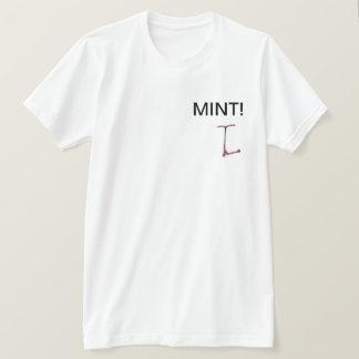 Camisetas de la menta