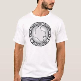 Camisetas de la misión de Barranquilla Colombia