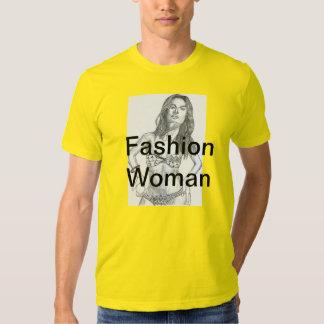 Camisetas de la moda para los hombres