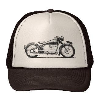 Camisetas de la motocicleta del vintage - BMW 1936 Gorros