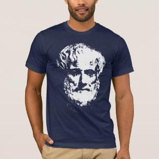 Camisetas de la oscuridad de Aristóteles
