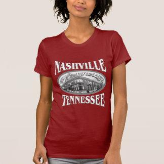Camiseta Camisetas de la oscuridad de Nashville Tennessee