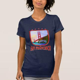 Camisetas de la oscuridad de San Francisco