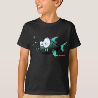 Camisetas de la piraña