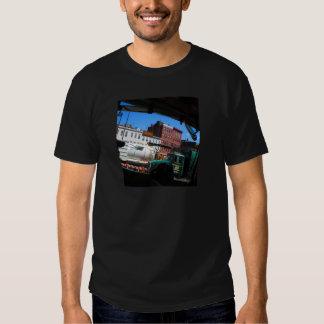 Camisetas de las fotos del viaje de Boston