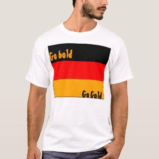 Camisetas de las Olimpiadas de Alemania