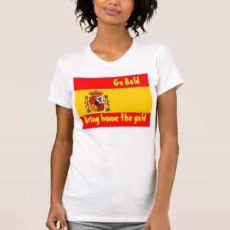 Camisetas de las Olimpiadas de España
