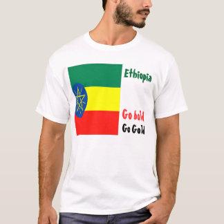Camisetas de las Olimpiadas de Etiopia
